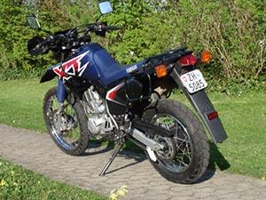 Yamaha XT эндуро 600 E