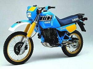 Yamaha XTZ эндуро 600 Tenere