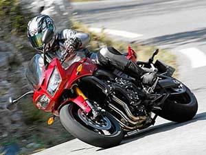 Yamaha FZS 1000 спортбайк FZS 1000