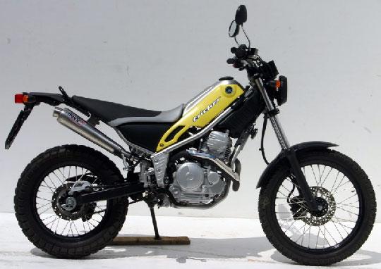 Yamaha (Ямаха) Tricker 250 - г.