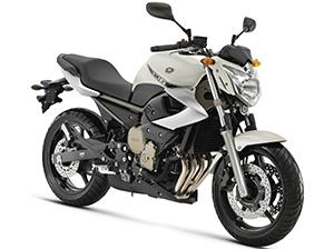 Yamaha XJ спортбайк XJ6