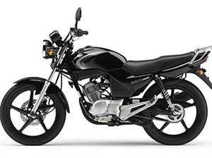 Yamaha YBR спортбайк 125