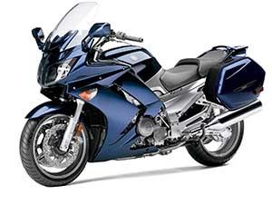 Технические характеристики Yamaha FJR 1300