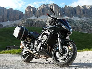 Технические характеристики Yamaha FZS 1000