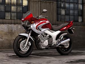 Технические характеристики Yamaha TDM