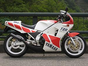 Технические характеристики Yamaha TZR