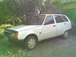 ЗАЗ 1105 5 дв. универсал 1105