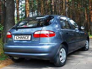 ЗАЗ Chance 5 дв. хэтчбек Chance