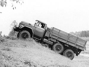 ЗИЛ 131 2 дв. фургон 131 кунг