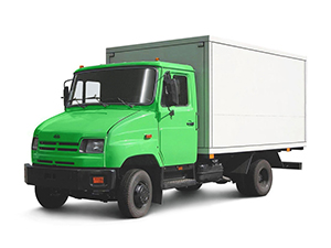 ЗИЛ 5301 2 дв. фургон изотермический 5201