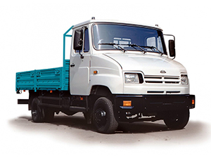 Технические характеристики ЗИЛ 5301 5301ME - г.