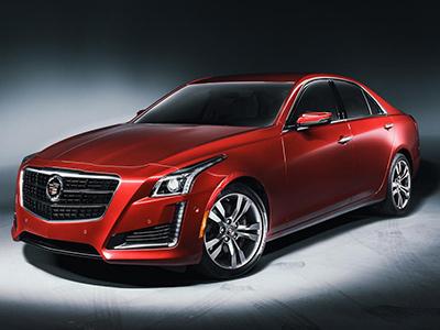 Cadillac CTS стал доступен российскому покупателю