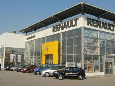 Renault намерен представить новый внедорожный автомобиль