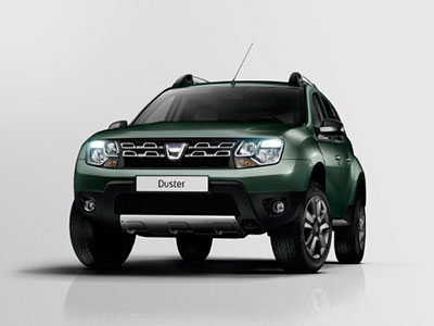 Renault Duster нового поколения приобретет семиместную комплектацию