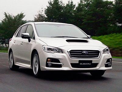 Компания Subaru анонсировала начало европейских продаж универсальной модели Levorg Wagon