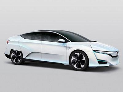 Состоялась премьера водородного концепта Honda FCV