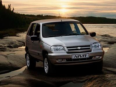Все версии Chevrolet Niva прибавили в стоимости 20 тысяч рублей