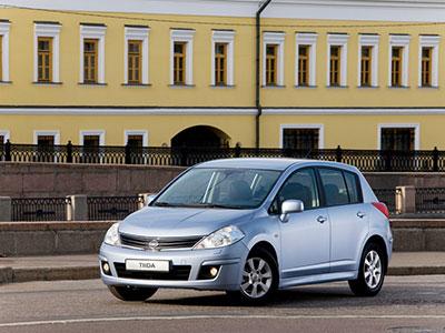 «Ижавто» стартует серийное производство Nissan Tiida