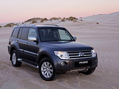 В России появятся пять новых моделей от Mitsubishi