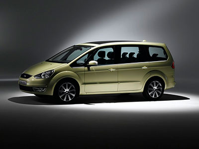 Новый Ford Galaxy появится на мартовском автосалоне в Женеве