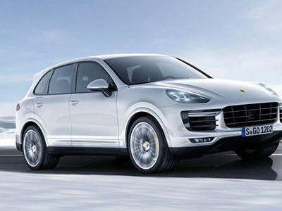 В России стартовала реализация Porsche Cayenne Turbo S