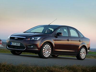 Специально для России клиренс автомобиля Ford Focus увеличили до 160 мм