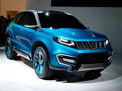 Экономический кризис не станет помехой для старта продаж нового Suzuki Vitara в России