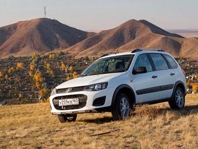 Универсал Lada Kalina Cross приобрел новый 106-сильный мотор