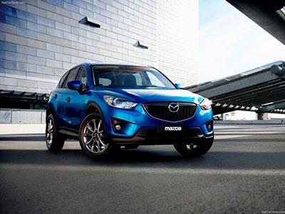 Продажи новых Mazda CX-5 и Mazda 6 в России стартуют в феврале