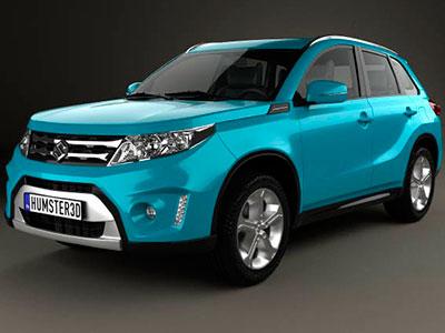 Suzuki Vitara в России уже в августе