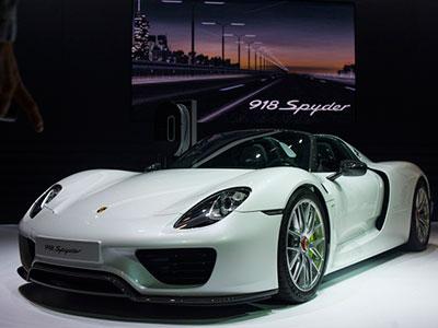 Porsche отзывает из Китая 28 суперкаров Spyder
