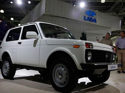 Британские фермеры планируют поменять Land Rover на Ниву