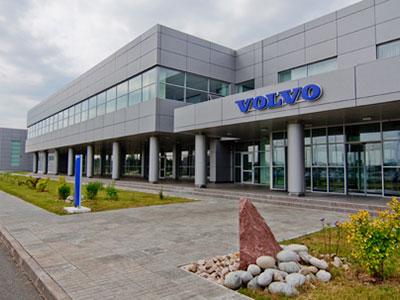 Volvo остановил работу завода в Калуге и сократил 300 человек