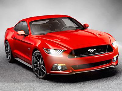 Ford отметил сроки появления нового Ford Mustang в России