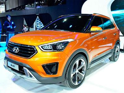 Hyundai намерен начать производство нового кроссовера в Петербурге
