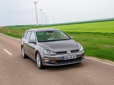 Известна цена нового универсала Volkswagen Golf SportWagen