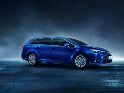 Модернизированное семейство Toyota Avensis 2015-ого года официально рассекречено