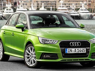 Audi объявил цены на модернизированный хэтчбек A1 Sportback в России