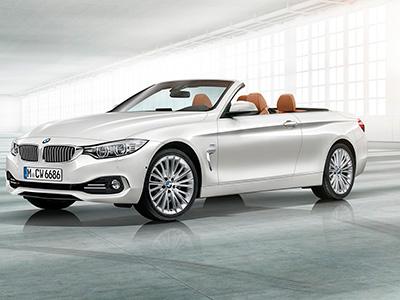 Известна стоимость кабриолета BMW 4-Series для авторынка России