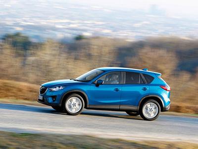 Mazda представит в России кроссовер CX-3