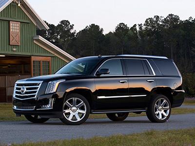 Cadillac обнародовал цены на новую генерацию Escalade для авторынка РФ