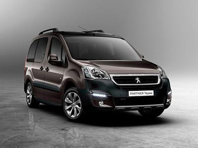 На женевском автосалоне состоится дебют модернизированного фургона Partner от Peugeot