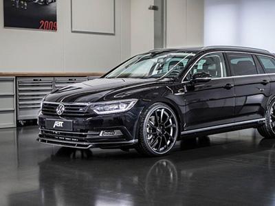 Ателье ABT Sportsline представило доработанный новый универсал Volkswagen Passat B8