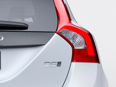 Volvo представит на женевском салоне новый гибридный автомобиль V60 D5 Twin Engine