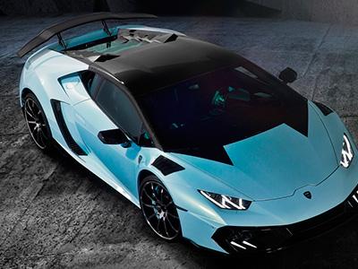 Автоателье Mansory представил 1000-сильный Lamborghini Huracan Torofeo