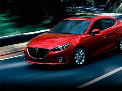 В России прекращена поставка автомобиля Mazda 3