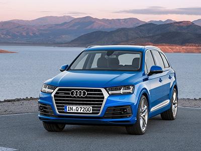 Известна цена внедорожника Audi Q7 для российского рынка