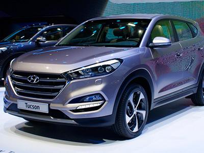 В России будет представлен новый внедорожный автомобиль Hyundai Tucson 2016-ого года