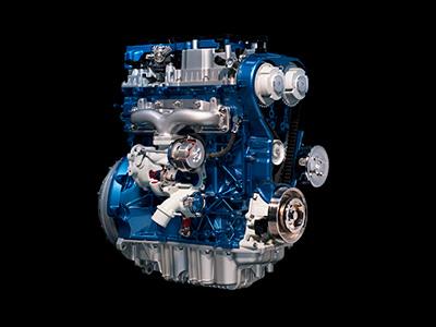 Ford представил пятимиллионный автомобиль, оснащенный мотором EcoBoost