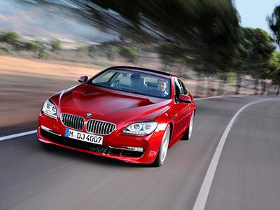 Новые авто BMW 6-ой серии приобрели российские цены
